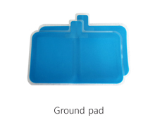 Ground pad
